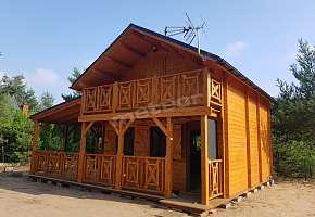 Domek na Barcowej