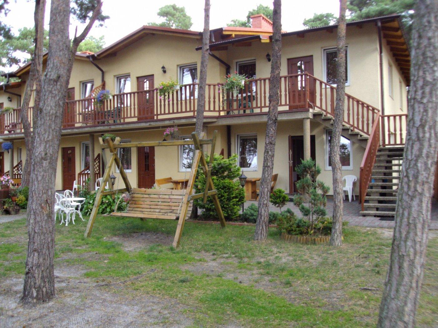 Camping Arka - Kemping + Apartamenty