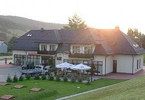 Arkadia - Pokoje - Restauracja