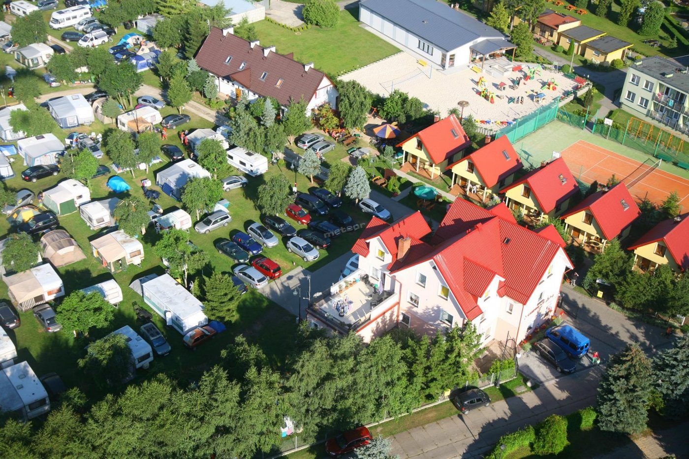 Camping 51 Leśny - MISTER CAMPING