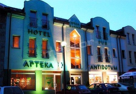 Hotel Willa Eureka