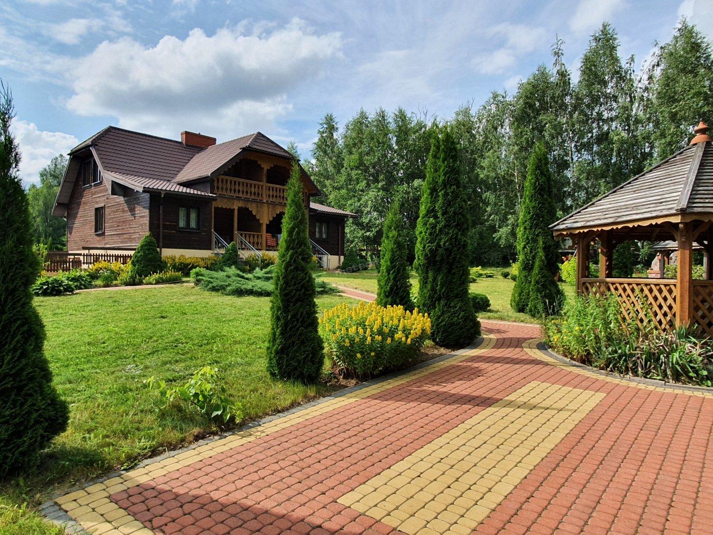 Apartamenty i Domki Zielony Zakątek Hańczy