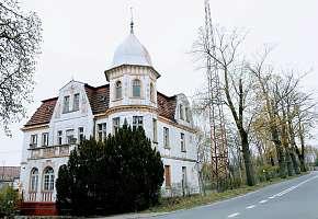 Pałacyk Tuplice - Pokoje dla firm