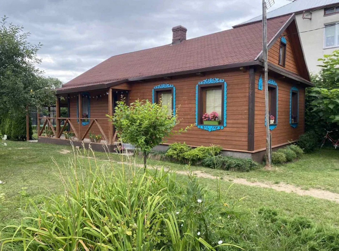 Domek na Podlasiu
