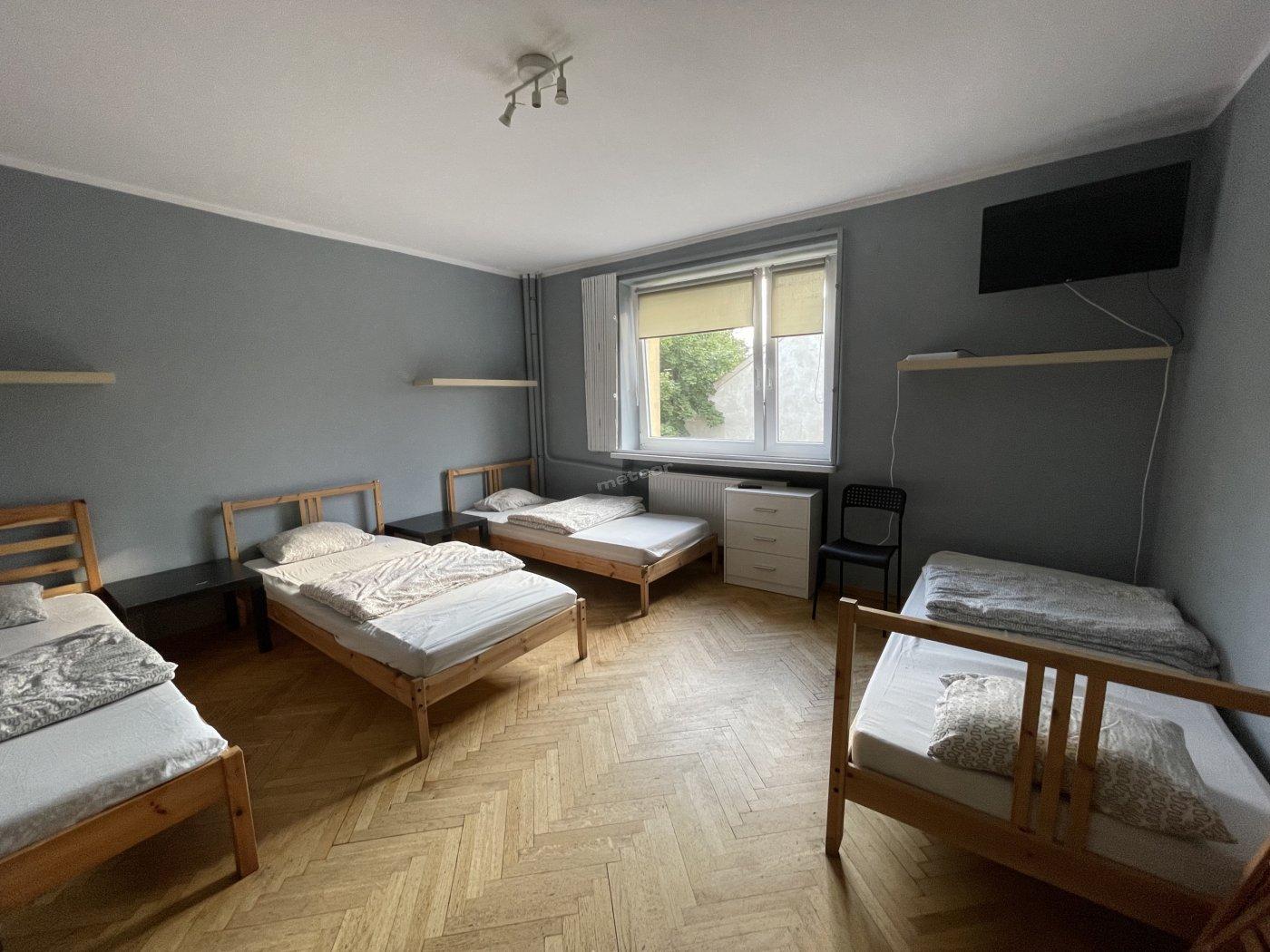 Pokoje dla pracowników w Warszawie | noclegi