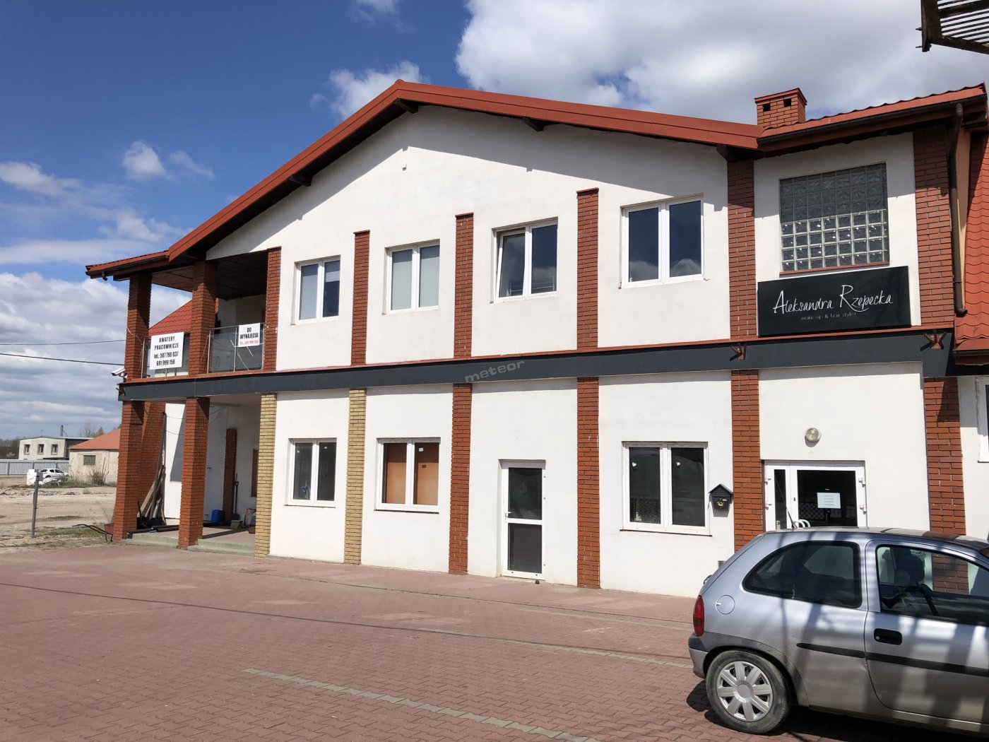 Hostel przy Wojska Polskiego