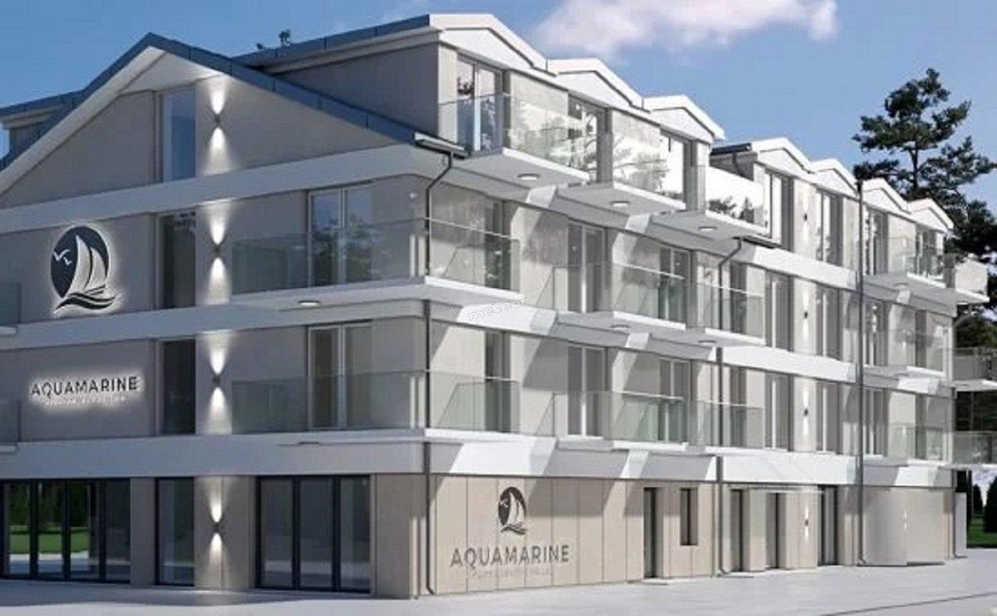 Aquamarine Apartamenty