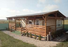 Magnoliowy Domek Mazury, Jezioro, Konie