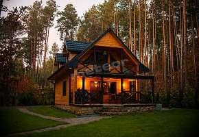 Domek w Lesie nad Zalewem