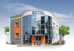Hotel und Restaurant Lazur