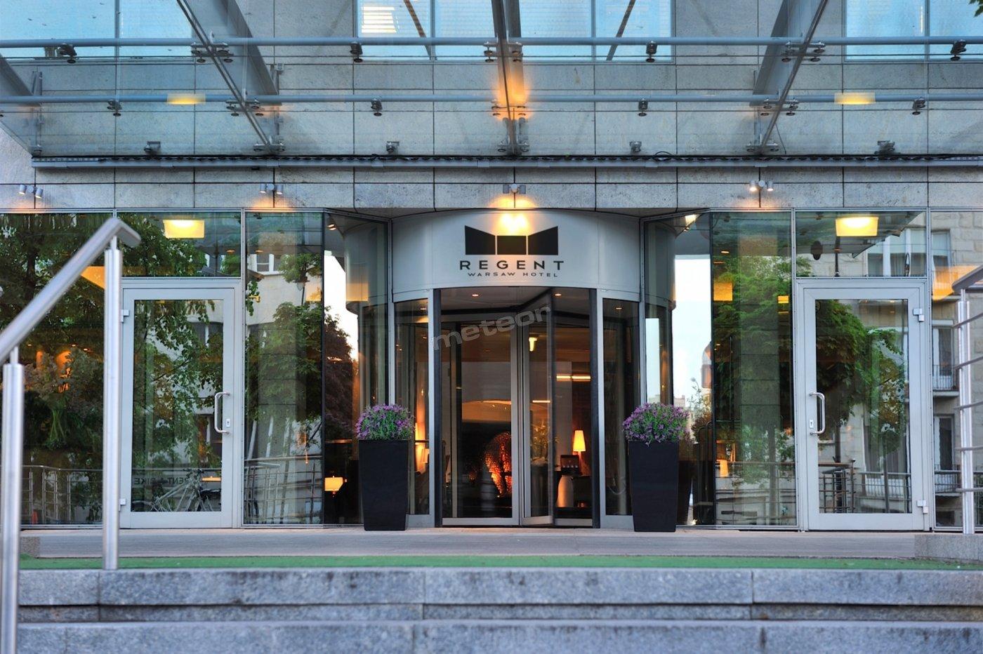 Regent Warsaw Hotel Warszawa Kontakt Telefon Ceny
