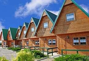 Ośrodek Drewnianych Domków Letniskowych Rafa