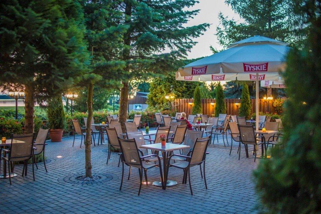 Taras - restauracja
