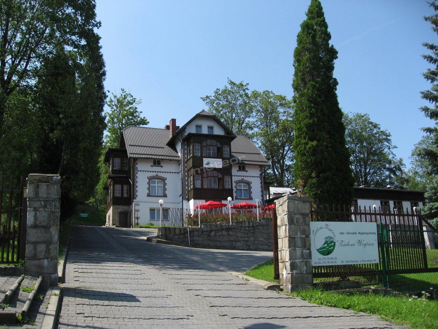 Ośrodek Wypoczynkowy  Zielone Wzgórze