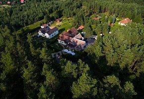 Dom Gościnny Leśny Zakątek