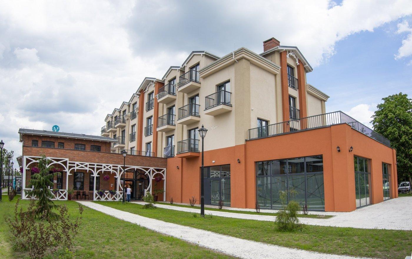 Sanatorium Łączność - Willa Rustykalna
