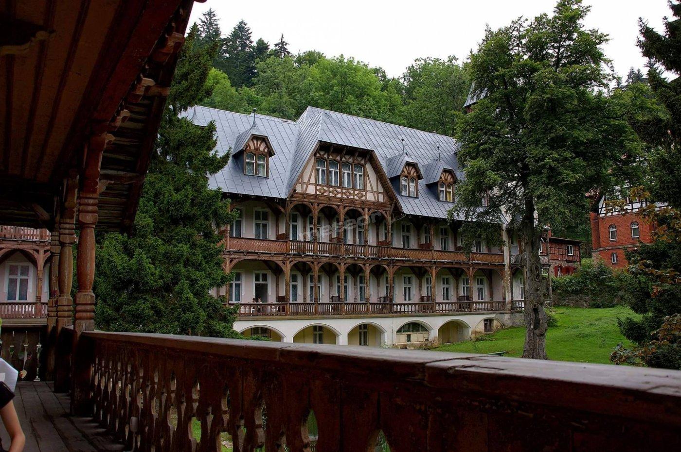 Dom Wypoczynkowy Gigant 1882