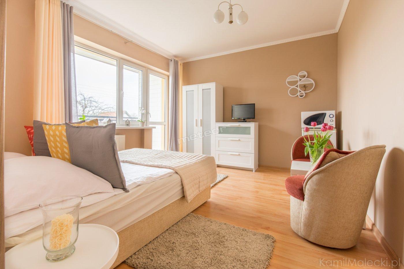 Pokój 2os z łazienką i balkonem