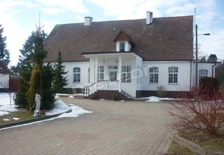 Madera Mansion Wilczkowo