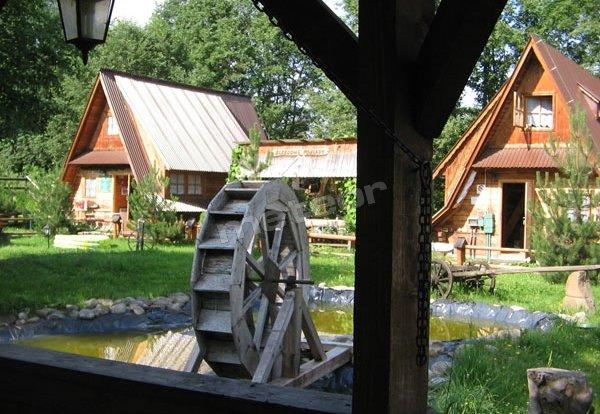 Ośrodek Szkolno-Wypoczynkowy Na Kamieńcu