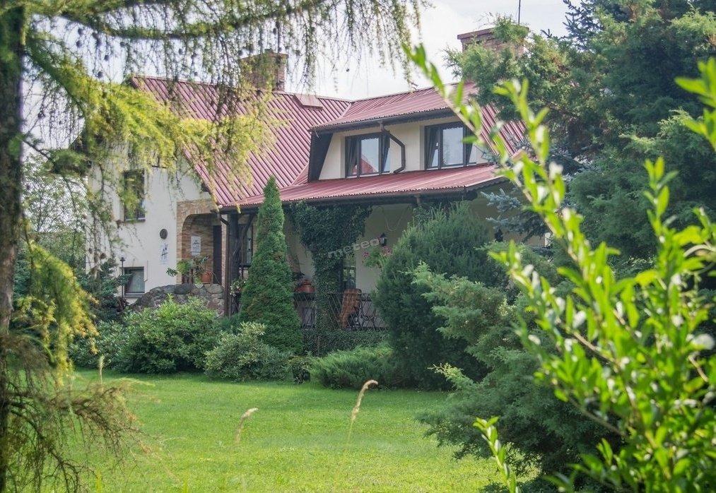 Dom od strony zachodniej