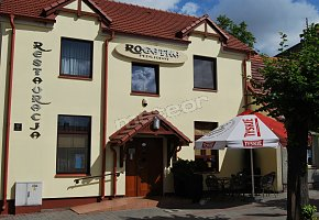 Pensjonat - Restauracja Rogatka
