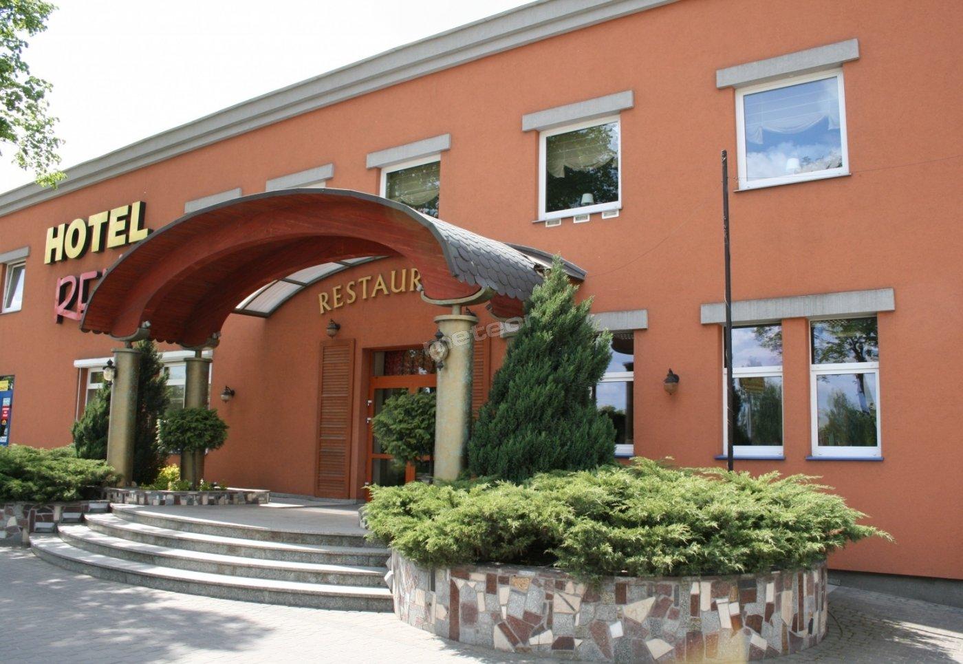 Hotel i Restauracja REN w Starogardzie Gdańskim