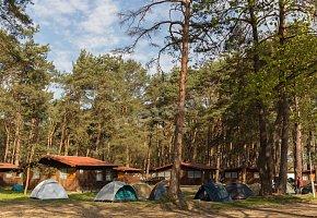 Ośrodek Wypoczynkowy Camping Sosenki