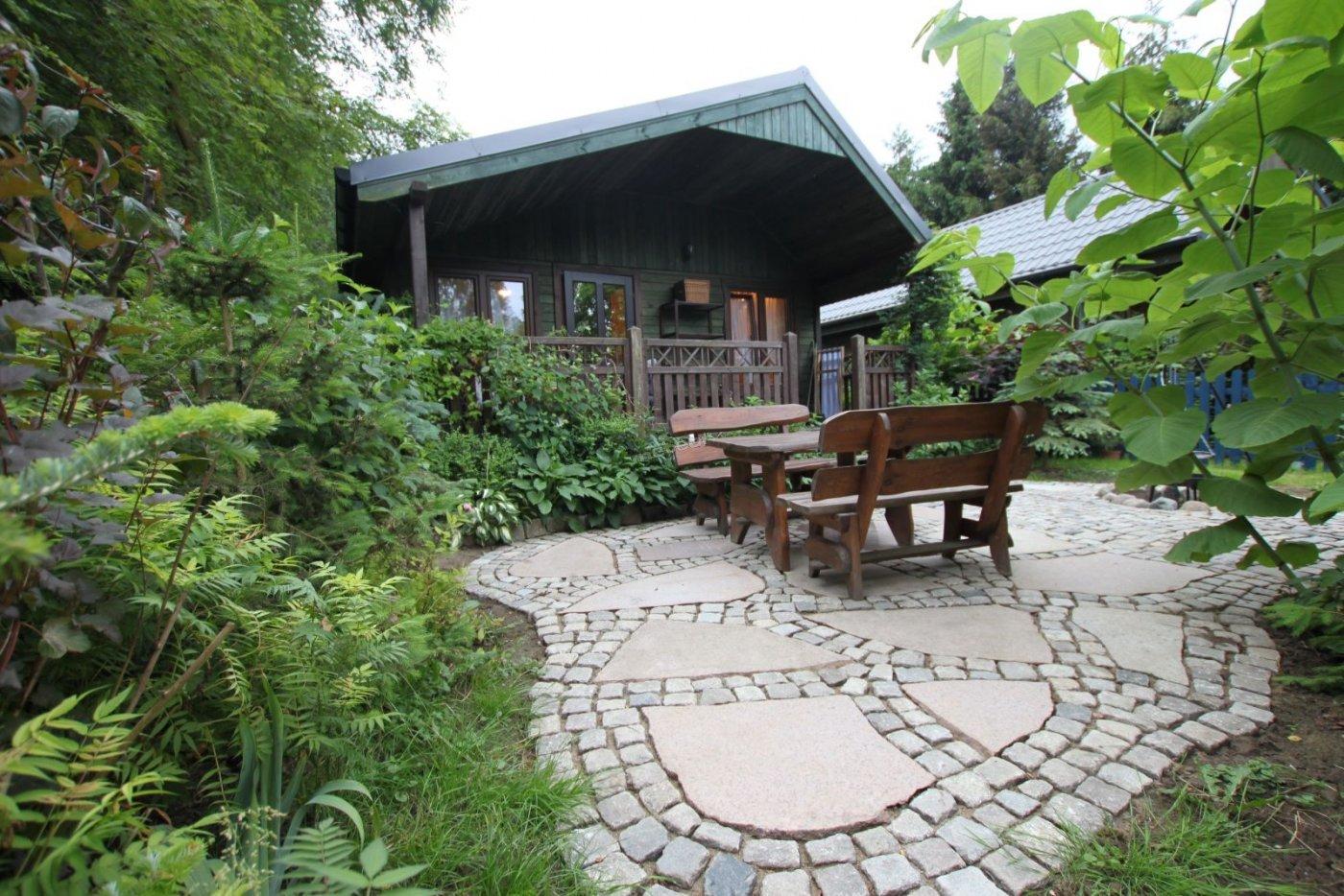 domki indywidualnie ogrodzone, 3 pokoje, 4-8 os