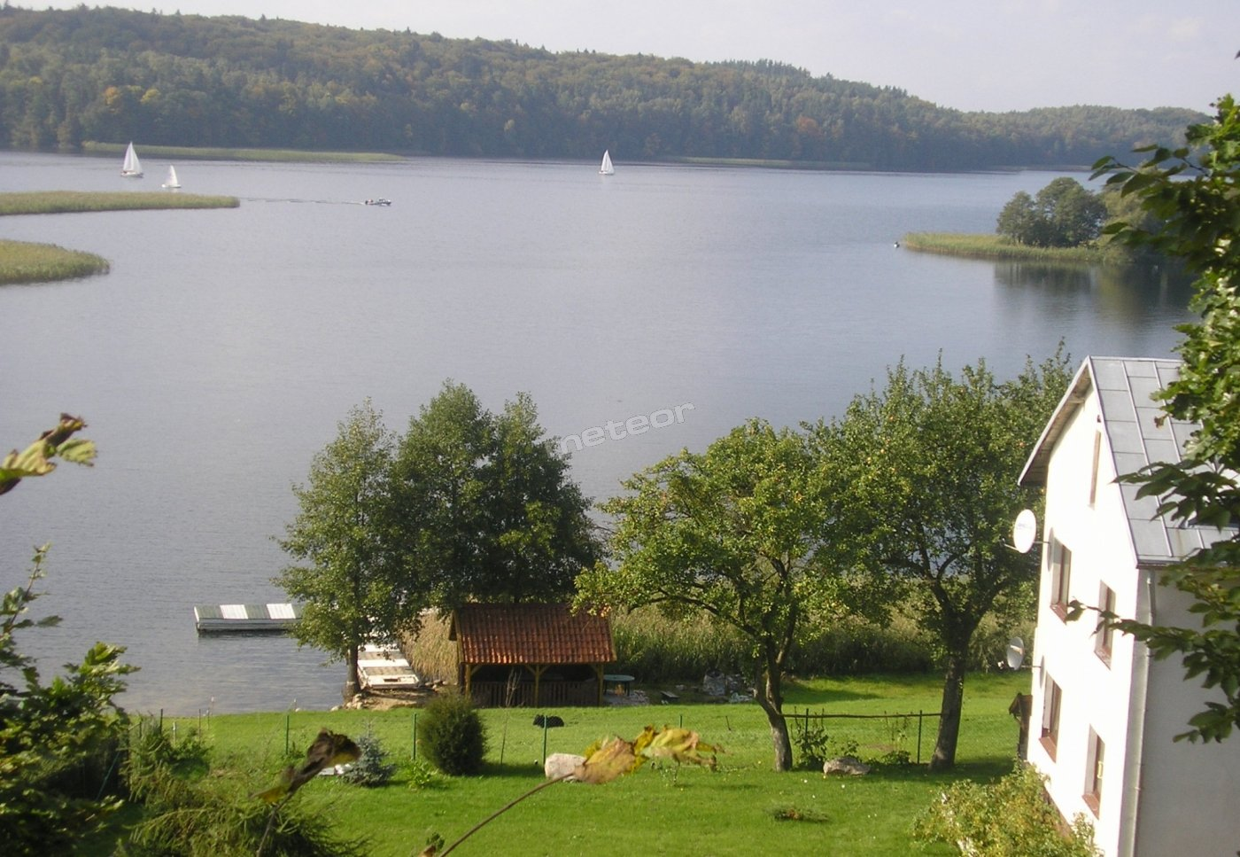 Mazury Guest Rooms, Holiday House by the Lake Narie