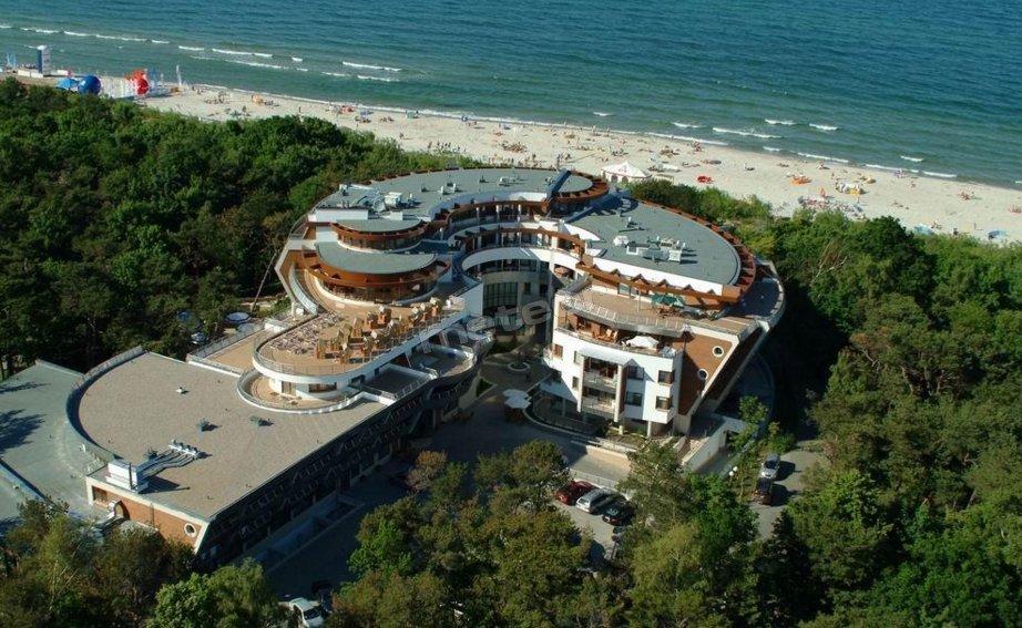 Apartamenty Z Widokiem Na Morze w Hotelu SPA****