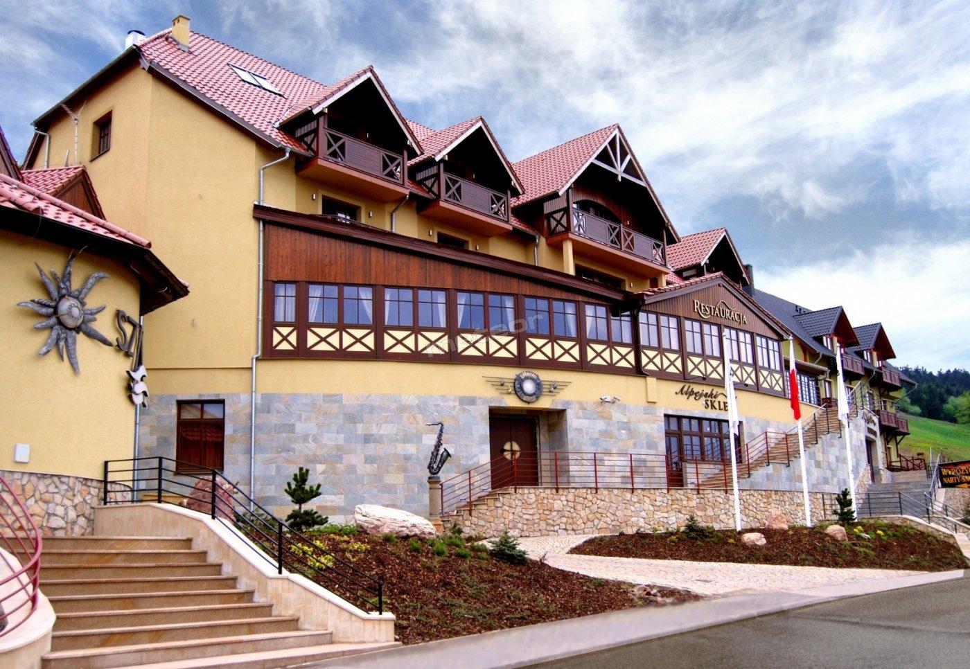 Budynek Vital & SPA Resort Szarotka