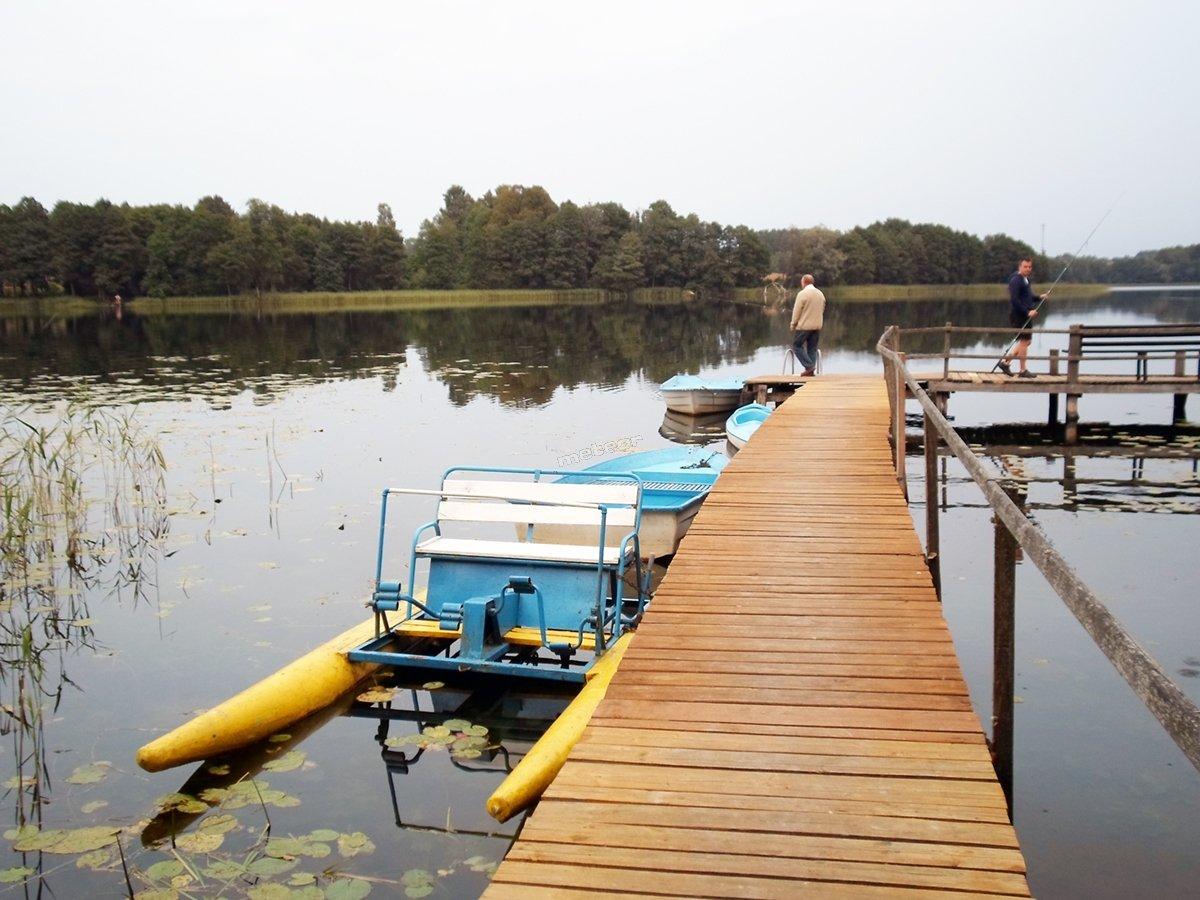 Domki Letniskowe nad Jeziorem Zielone Tarasy