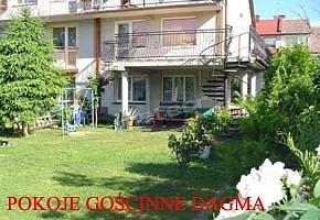 Pokoje Gościnne Dagma i Apartamenty