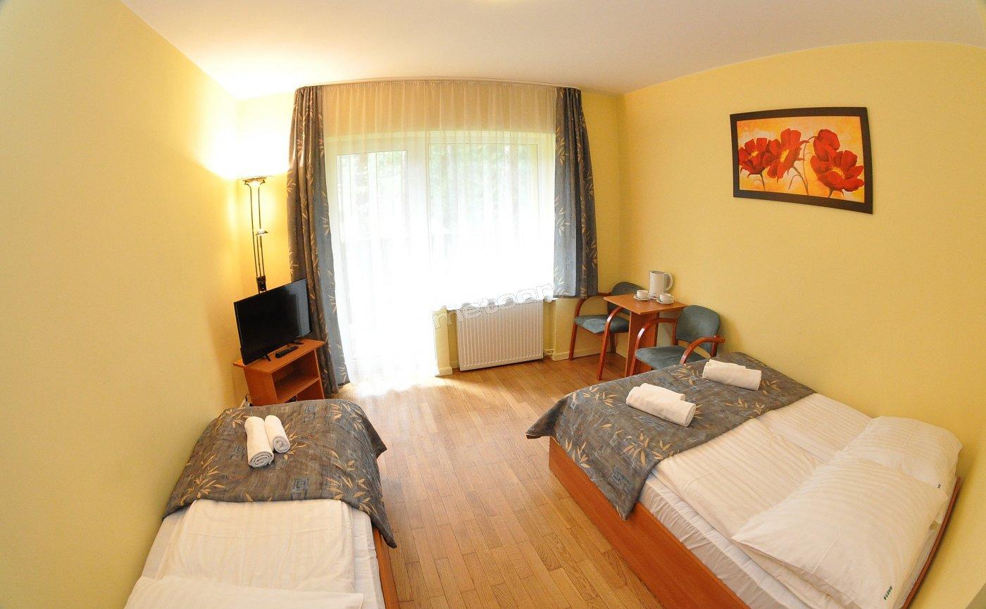 Pokój 3-osobowy (2+1) z balkonem