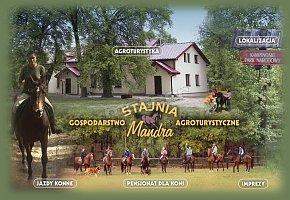 Gospodarstwo Agroturystyczne Stajnia Mandra