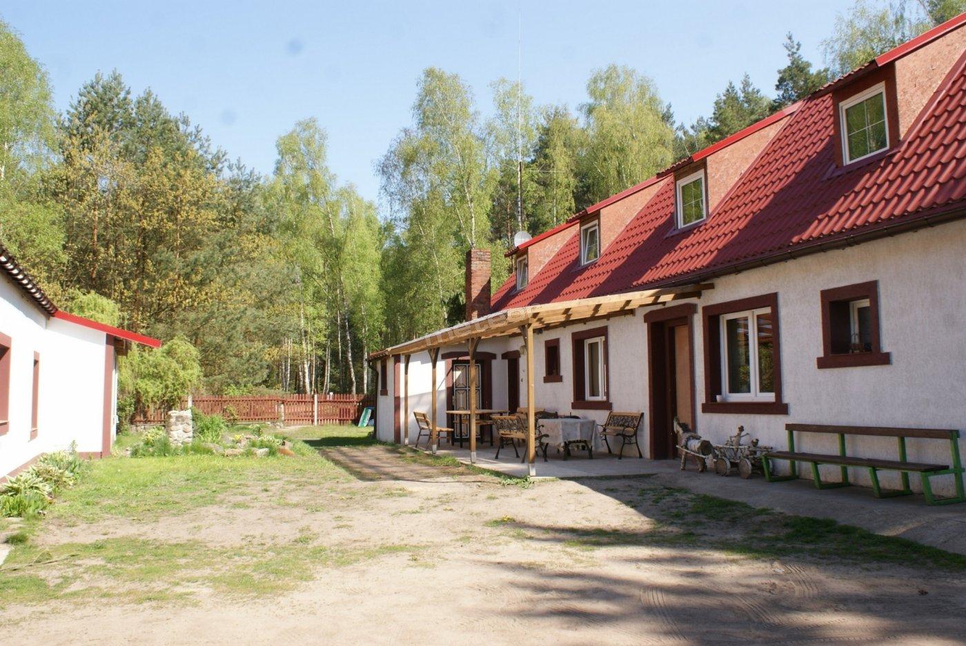 Leśny Dom Pod Pawiem