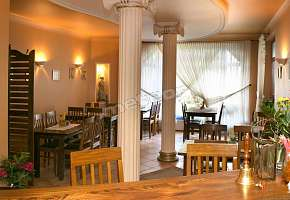 Hotel - Restaurant Bachus
