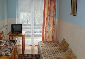 Guest Rooms Panorama