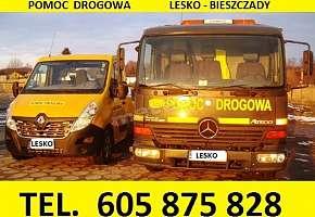 Pomoc Drogowa - Lesko - Bieszczady