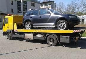 Pomoc Drogowa i Holowanie Pojazdów