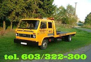 Pomoc Drogowa - Auto Service