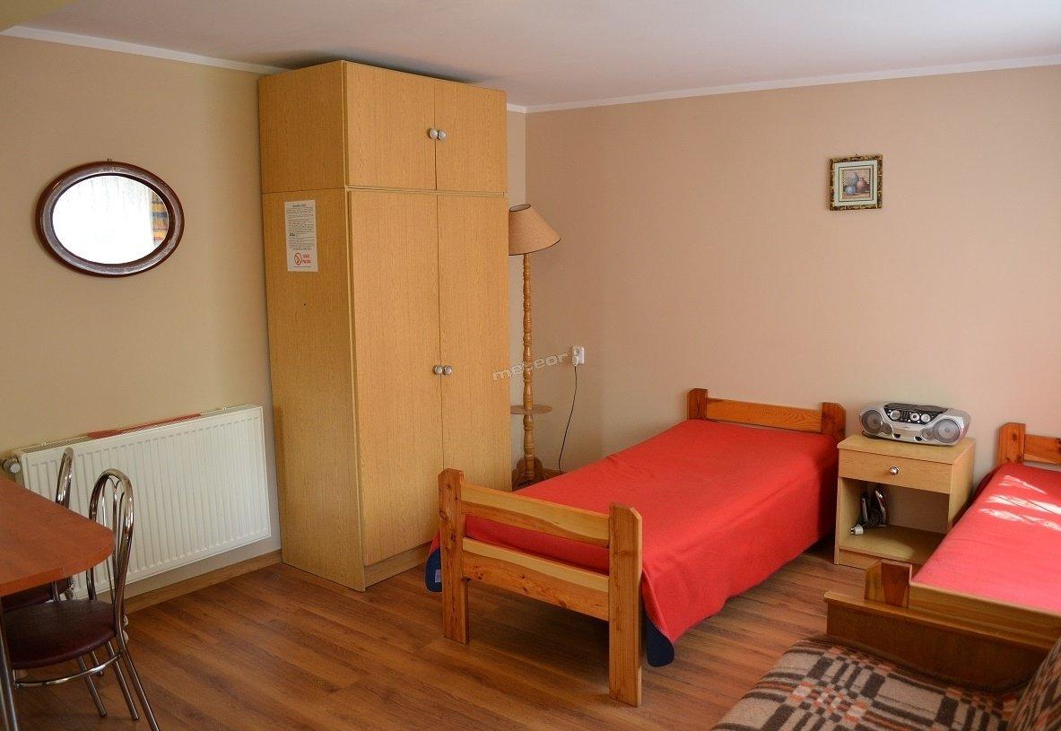 Pokój w domku letnim