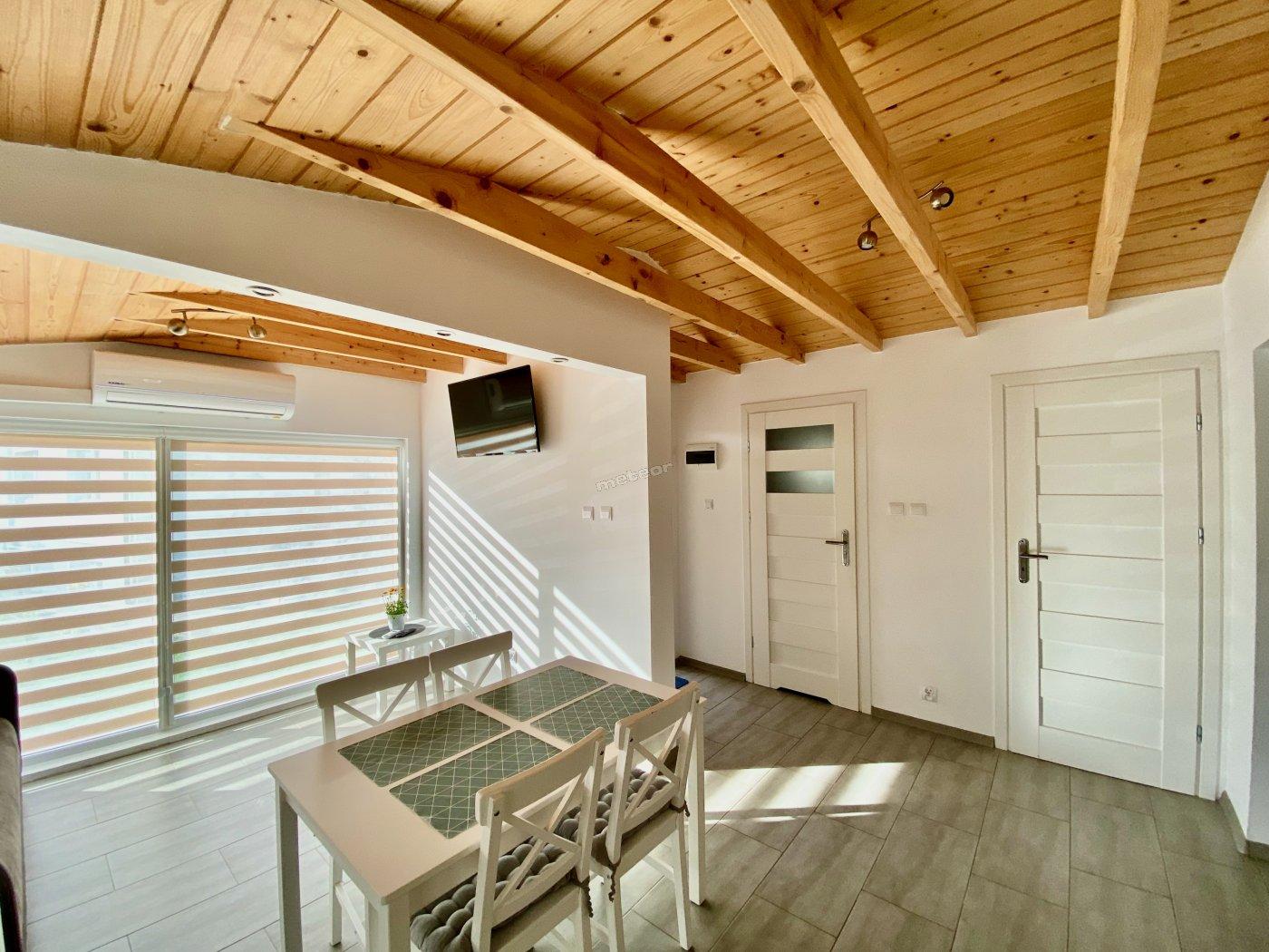 Klimatyzowany domek 4-6 osobowy, 50m2