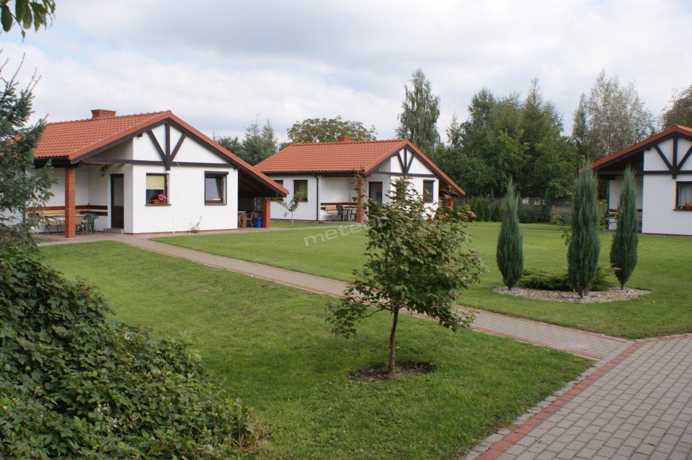 Domki sześcioosobowe