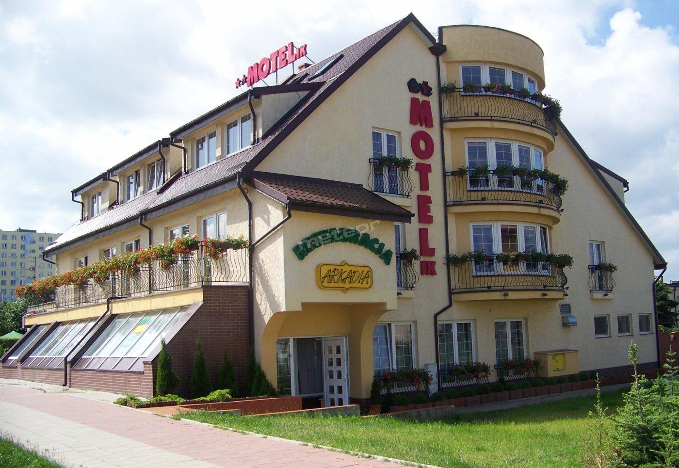 Motelik - Restauracja Arkadia