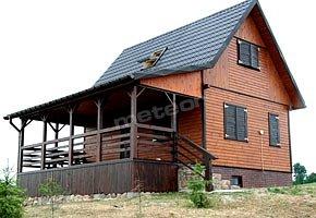 Komfortowy domek nad jeziorem Gaładuś